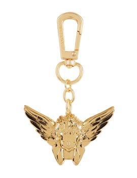 Gold Cherub Key Charm by Skinnydip