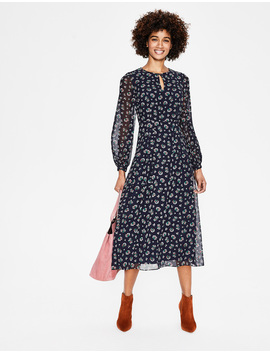 Ada Midi Dress by Boden