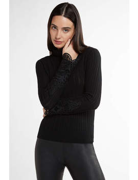 Zoelle Sweater by Elie Tahari