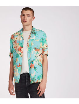 Calypso Hawaiian Shirt by Allsaints