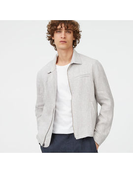 Full Zip Short Jacket by Club Monaco