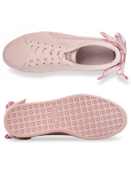 Puma Basket Bow Womens by
