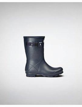 "<Span Itemprop=""Name"">Women's Norris Field Short Wellington Boots</Span>:                     <Span>Navy</Span> by Hunter"