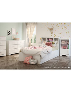 Callesto Transitional 6 Drawer Double Dresser   Pure White by Best Buy