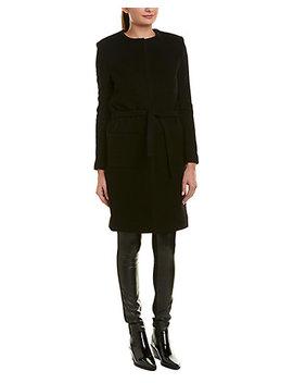 Iro Kila Wool &Amp; Silk Blend Coat by Iro