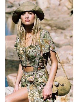 Jungle Cropped Top Jungle Cropped Top by Spell & The Gypsy