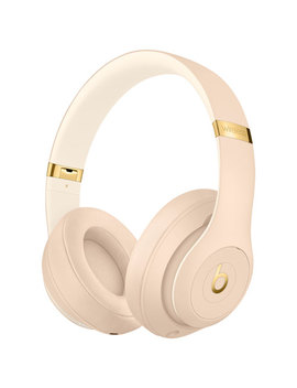 Beats By Dr. Dre Studio3 Skyline On Ear Noise Cancelling Bluetooth Headphones   Desert Sand by Apple