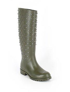 Festival Rain Boots by Saint Laurent