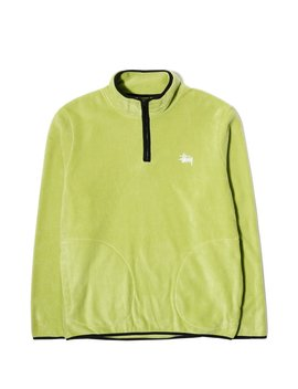 Polar Fleece Half Zip by Stussy