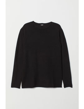Garter Stitched Jumper by H&M