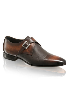Single Monk Strap by Trieste