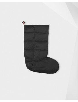 "<Span Itemprop=""Name"">Original Down Short Boot Socks</Span>:                     <Span>Black</Span> by Hunter"