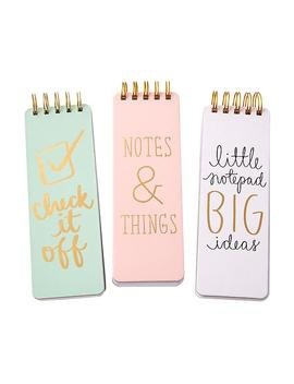 Sayings Notepads by Container Store