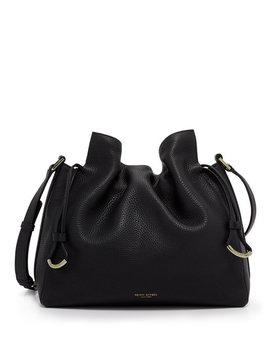 Cinched Bucket Bag by Henri Bendel