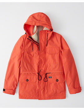 A&F Survival Parka by Abercrombie & Fitch
