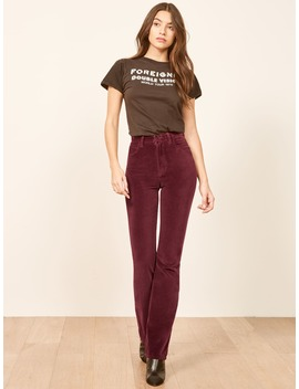 Mali Pant by Reformation