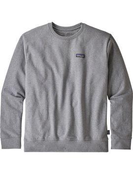 P 6 Label Uprisal Crew Sweatshirt   Men's by Patagonia