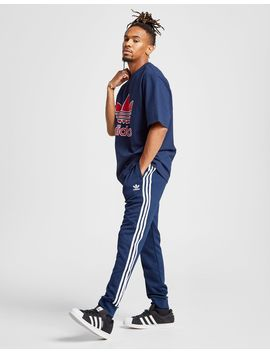 Adidas Originals Superstar Track Pants by Adidas Originals
