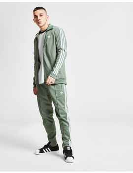 Adidas Originals Beckenbauer Cuffed Track Pants by Jd Sports