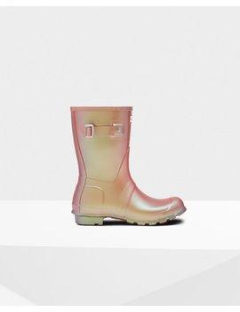 "<Span Itemprop=""Name"">Women's Original Nebula Short Wellington Boots</Span>:                     <Span></Span> by Hunter"