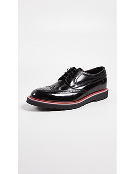Crispin Lace Up Shoes by Paul Smith