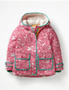Sherpa Lined Anorak by Boden