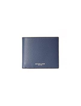 Harrison Leather Billfold by Michael Kors