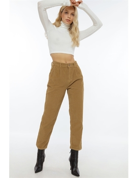 Go Corduroy Pants by Chiquelle
