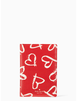 Laurel Way Lipstick Hearts Imogene by Kate Spade