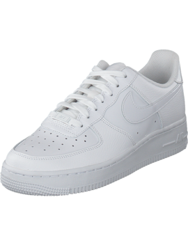 Wmns Air Force 1 '07 White/White by Nike