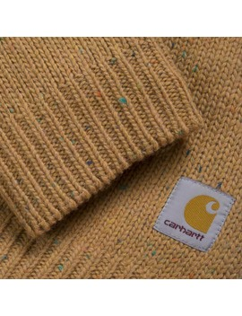 Anglistic Knitwear Fawn Heather by Carhartt Wip