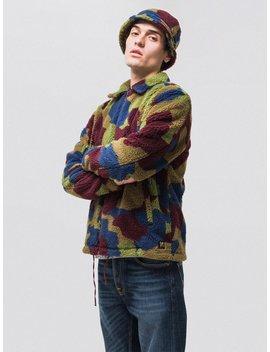 Torkel Camo Fleece by Nudie Jeans