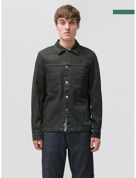 Ronny Army Coated Indigo by Nudie Jeans