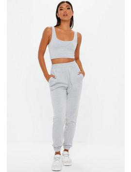 Jogging Gris Style 80's by Missguided
