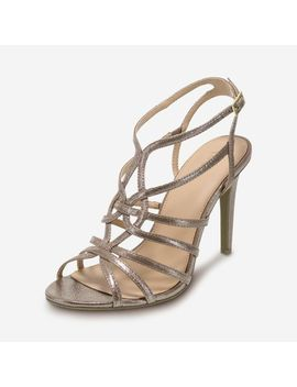 Women's Lia Strappy Heel by Learn About The Brand Fioni