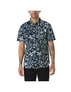 Trippin Batik Buttondown Shirt by Vans