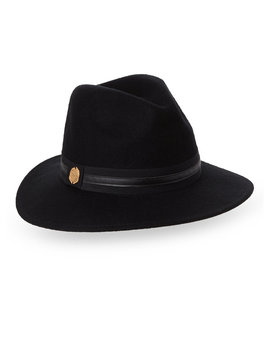 Banded Panama Hat by Vince Camuto