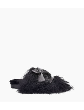 Classic Coquette Mongolian Slipper by Ugg