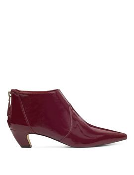 Yaakovah Pointy Toe Booties by Nine West