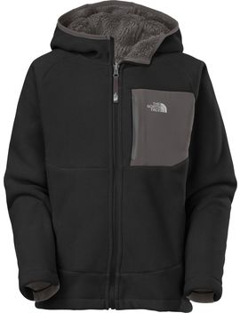 The North Face Boys' Chimborazo Fleece Hoodie Jacket by The North Face