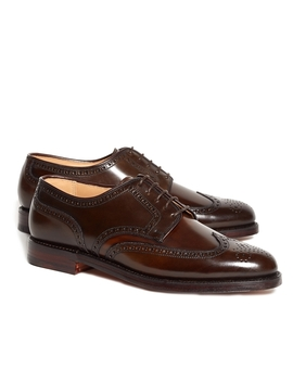 Peal &Amp; Co.® Cordovan Brogue by Brooks Brothers