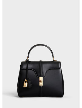 Small 16 Bag In Satinated Calfskin by Celine