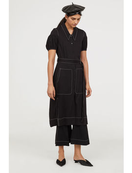 Blusenkleid Mit Puffärmeln by H&M
