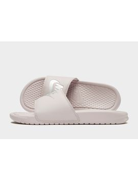 Nike Benassi Just Do It Slides Women's by Nike