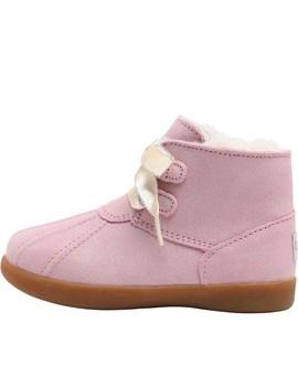 Ugg Toddler Girls Payten Metallic Boots Starlight by Ugg