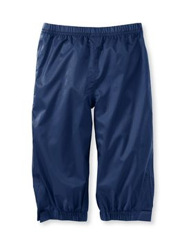 Infants' And Toddlers' Discovery Rain Pants by L.L.Bean