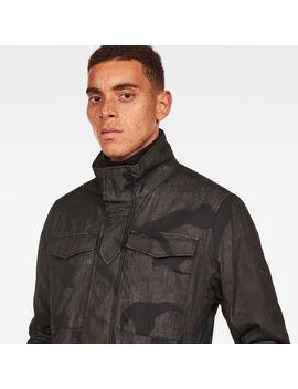 Vodan Padded Army Overshirt by G Star