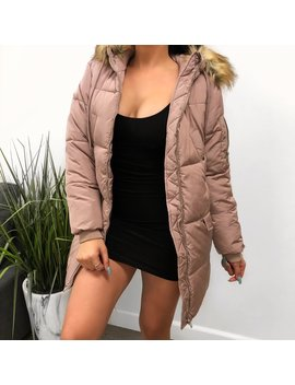 America Jacket (Blush) by Laura's Boutique