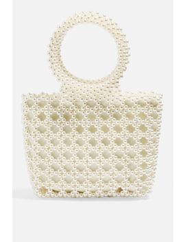 Peggie Pearl Tote Bag by Topshop