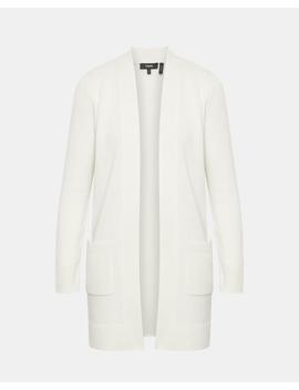Open Front Belt Cardigan by Theory